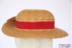 Childrens small straw hat 50