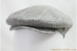 Flatcap blue grey 56