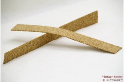 Cork strips (set of 2)