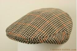 Flatcap Hawkins tweed orange-green 61 [new]