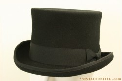 Tophat / Dressagehat Hawkins black 60 [new]