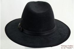 Outdoor hat Hawkins faux suede black 58,5 [new]