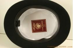 Hoge hoed / Dressuurhoed Hawkins zwart 60 [nieuw]