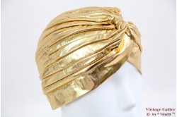 Turban gold stretch 54-58 [new]