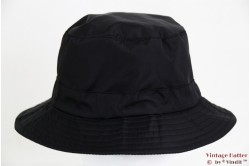 Bush hat shower resistant black with cord 58 [new]
