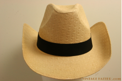 Western summer hat Hawkins 59-61 [new]