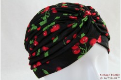 Turban black cherries stretch 53 - 59 [new]