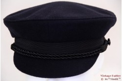 Captain's cap Balke dark blue 54 [new]