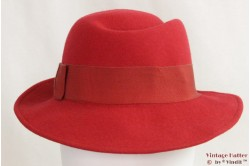 Ladies hat Panizza pinkish red 56
