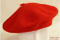 Alpino Baret red woven XS 49-56 [new]