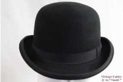 Bowler hat Hawkins hardtop black 58 [new]