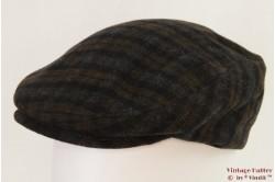 Flatcap Canda grey brown 57
