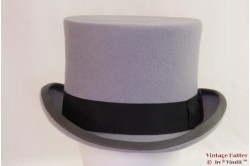 Ascot Tophat Christys' grey 55 [new]