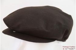 Flatcap Tonak brown 53