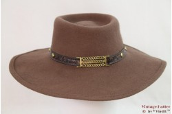 Outdoor hat Bee Hat Co. brown 56