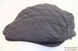 Flatcap Hawkins grey padded 59 [new]