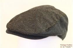Flatcap Hawkins grey checkered 57 [new]