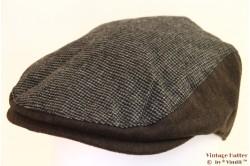 Flatcap Hawkins brown checkered 58 [new]