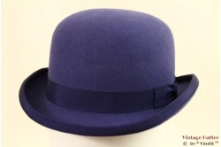 Bowler hat Christys lila blue 57 [new]