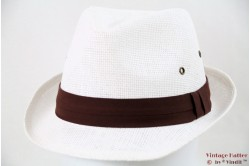 Airy trilby white 57 [new]