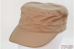 Army Cap kaki cotton 54-60 [new]