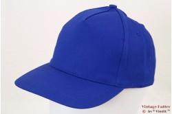 Baseball cap blue with velcro 53-60 [new]