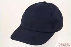 Baseball cap blue shower resistant 54-60 [new]