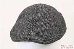 Flatcap Hawkins grey herringbone 60 [new]
