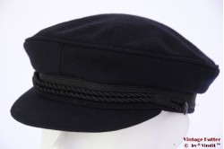Captain's cap Elbsegler dark blue 55