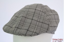 Summer flatcap with panels grey 59 [new]