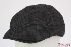 Flatcap with panels Christys Crown Series dark grey 59 [new]