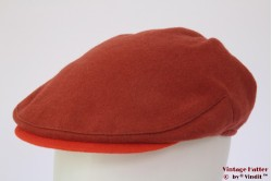 Flatcap Christys brownish red 56 [new]