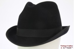 Classic trilby Mayser Favorit black 57,5