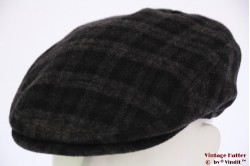 Flatcap Sport and Casual grey-black 55 [new]