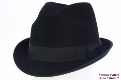Classic trilby Stentor blackish blue 58,5