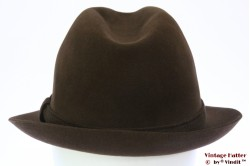 Fedora Wegener brown 56 [as new]