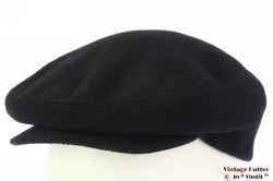 Platte pet Canda zwart 56,5