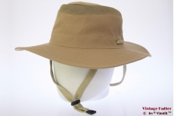 Australian-type ventilating bush hat Hawkins kaki 61 [new]