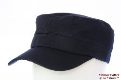 Army cap dark blue cotton 53-60 [new]