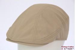 Summer flatcap C&A sand beige 57-60