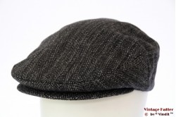 Flatcap Pietro Filipi dark grey 59