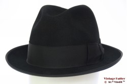 Fedora Wegener Royal black 56,5