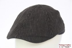 Preshaped panelcap dark grey cotton 57