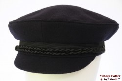 Captain's cap Elbsegler dark blue 59
