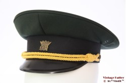 Uniform hat LR dark green 54 (XS)