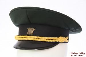 Uniform hat LR dark green 54 (XS)