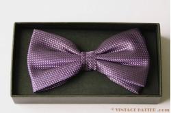 Bowtie purple
