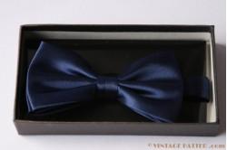 bowtie dark blue