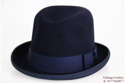 Homburg Christys London donker blauw 56 [nieuw]