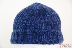 Beanie hat blue large 58 - 62 [new]